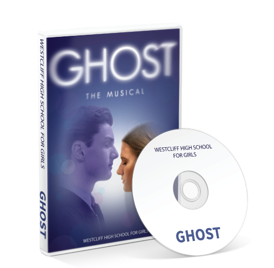 West cliff Highschool for Girls - Ghost DVD