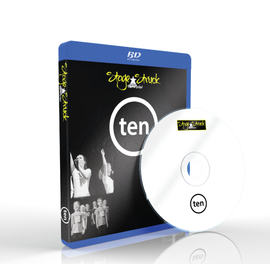 Stagestruck Theatre School - Ten Blu-ray